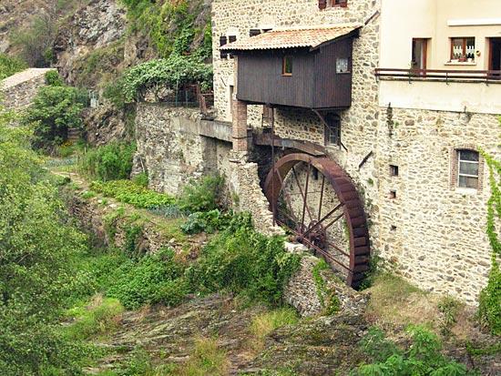 Patrimoine d'Ardèche : Eclassan, Ozon, Arras