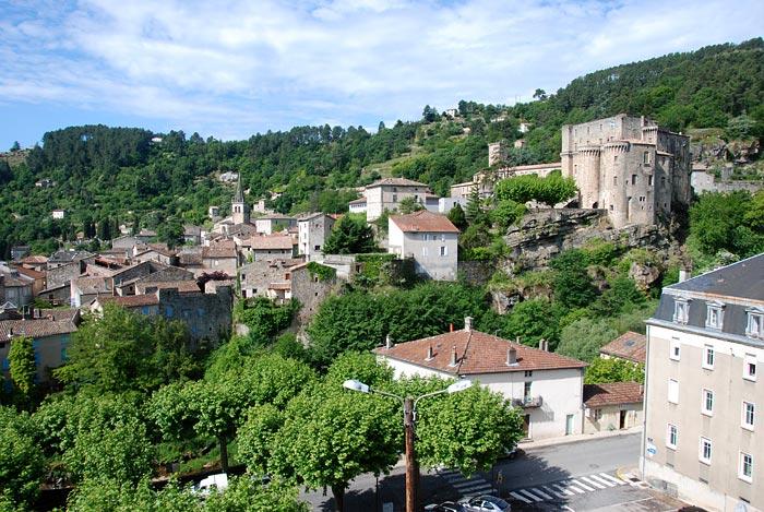 Patrimoine d'Ardèche - Largentière
