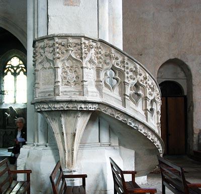 Chaire de 1490